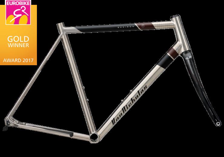 Van Nicholas Titanium Road Bike Frames – Pedal Barn